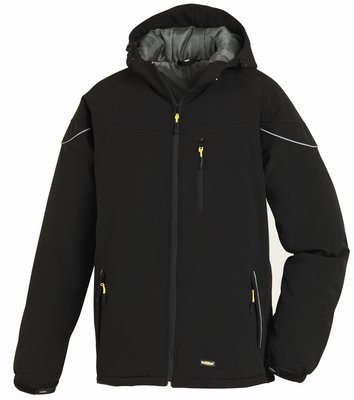 VAIL Winter Softshell Jacke