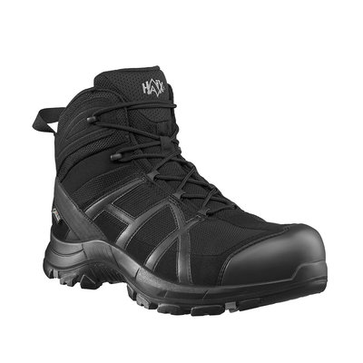 HAIX Black Eagle Safety 40 Mid Black