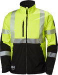 Helly Hansen ICU HiVis Softshell Jacke 2 in 1