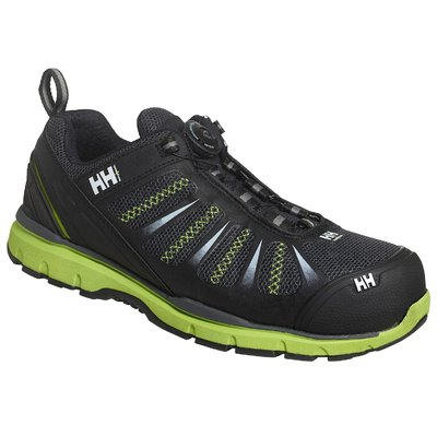 HELLY HANSEN SMESTAD BOA  WW S3 Black/Darklime