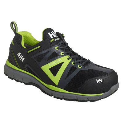 HELLY HANSEN SMESTAD Active HT WW S3 Black/Darklime ESD