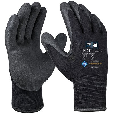 Vinyl-Winter Comfort Plus Handschuhe