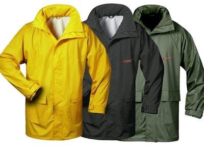 NORWAY Regenjacke PU Stretch