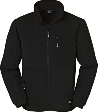 4Protect Fleece Jacke DALLAS schwarz