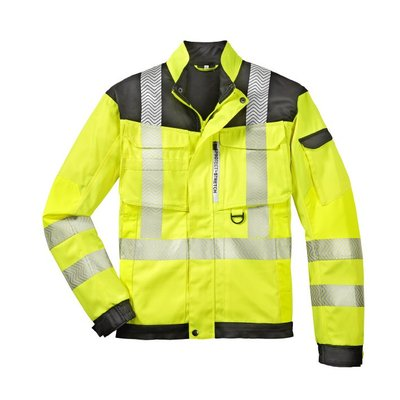 HiVis Warn Bundjacke KENTUCKY gelb