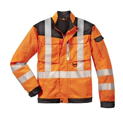 HiVis Warn Bundjacke KENTUCKY orange